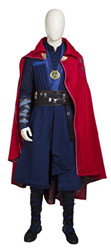 Men's Doctor Strange Cosplay Costum Stephen Strange Full Set