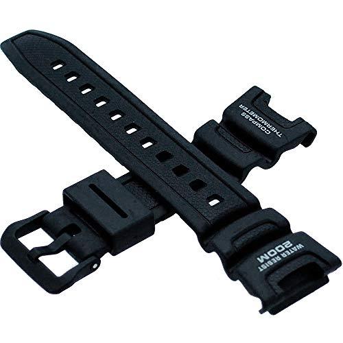 Casio Black-Resin-10304195 - Twin Sensor Watch