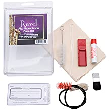 Ravel 375 Alto Sax Care Kit