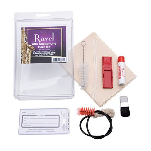 - Ravel 375 Alto Sax Care Kit