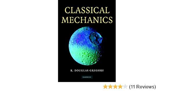 Classical mechanics r douglas gregory amazon fandeluxe Choice Image