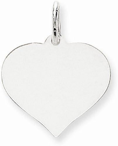 14k Heart Charm Best Quality Free Gift Box