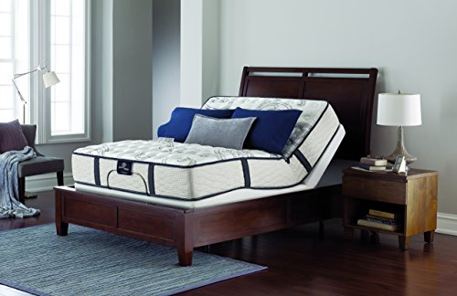 Serta Northlight Firm Mattress, -