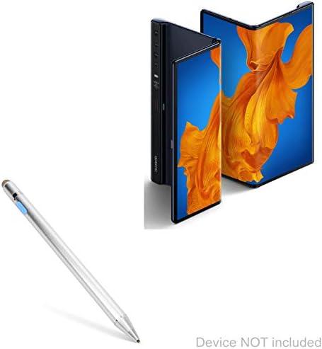 Jet Black Fiber Tip Capacitive Stylus Pen for Huawei Honor 30S EverTouch Capacitive Stylus Huawei Honor 30S Stylus Pen BoxWave