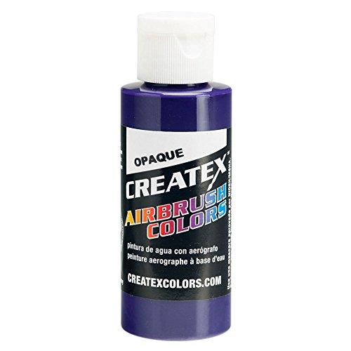 1 PT (16 oz.) of Createx Opaque Purple #5202 CREATEX AIRBRUSH COLORS Hobby Craft Art PAINT