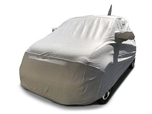 CarsCover Custom Fit Fiat 500 / 500C Car Cover for 5 Layer Heavy Duty Ultrashield (Best Fiat 500 Accessories)