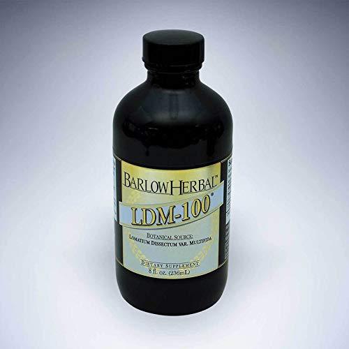 LDM-100 - lomatium dissectum Tincture - 8 fl oz