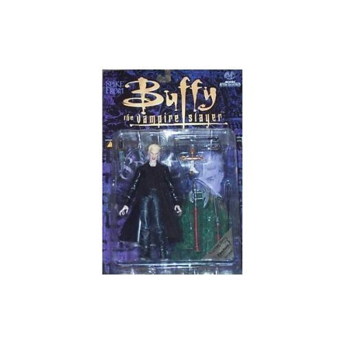 Buffy The Vampire Slayer - Vampire Face SPIKE - James Marsters - Fandom Exclusive 6 Action Figure (2000 Clayburn Moore) (James Marsters In Buffy The Vampire Slayer)