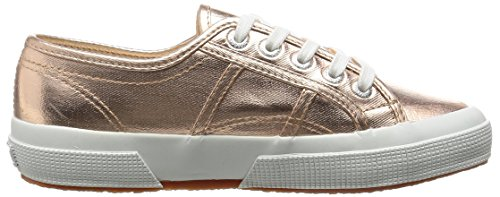 916 Cotmetu Superga Basses Femme Baskets Gold 2750 Or w0Fqw41