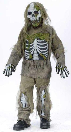 Skeleton Zombie Child - Small