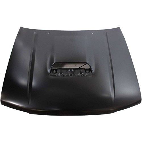 Evan-Fischer EVA17072051202 Hood for Toyota 4Runner 99-02 (Toyota 4runner Hood Scoop)
