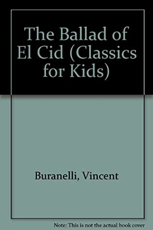 book cover of The Ballad of El Cid