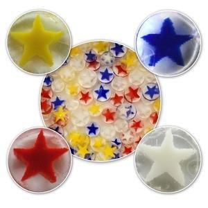 Star Millefiori Assortment - 96 Coe by Delphi Glass