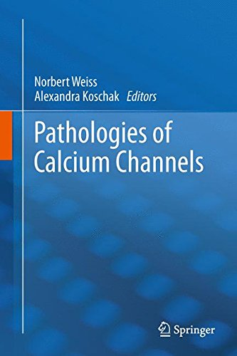 Pathologies of Calcium Channels Weiss Calcium