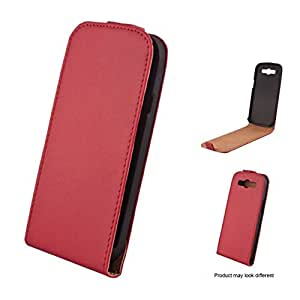 Mobility Gear MG-CASE-KF-LL90R - Funda slim para LG L90, color rojo