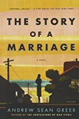 The Story of a Marriage: A Novel by Andrew Sean Greer(2009-03-31) Paperback Bunko