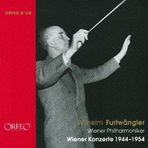 ヴィルヘルム・フルトヴェングラー / ウィーン・コンサート・ボックス