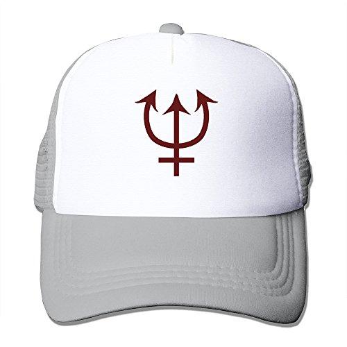 King Neptune Logo Trucker Baseball Mesh Hat Adjustable Cool Hats (King Neptune Wig)