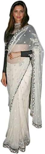 Jay Sarees Premium Quality Bollywood Saree Heavy Blouse Work- DP1223