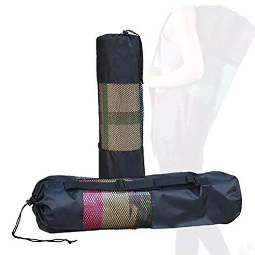 Endurable Mat (Sporealth Yoga Mesh Yoga Mat Bag Compact, Endurable and Easy to)