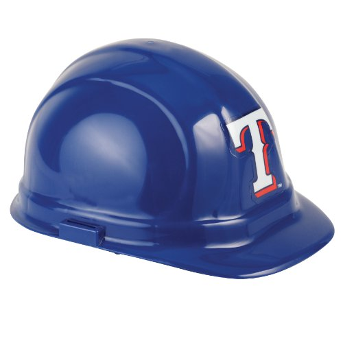 (MLB Texas Rangers Hard Hat, One)