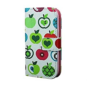 GDW modelo de la manzana amante de cuero de la PU cubierta de la caja de cuerpo completo para Samsung s3 i9300