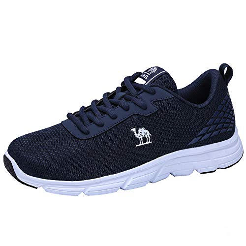 De Bleu Crown Sneakers Sports Camel Fitness Gym Athltique Running Homme Course Chaussure Baskets wRCCUx1q