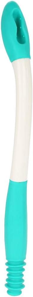 ayuda para limpiar el inodoro mango largo de agarre para pa/ñuelos Eurobuy Limpiaparabrisas inferior soporte de ayuda para el inodoro toallitas para papel higi/énico
