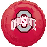 "Ohio State 17"" College Mylar Balloon"