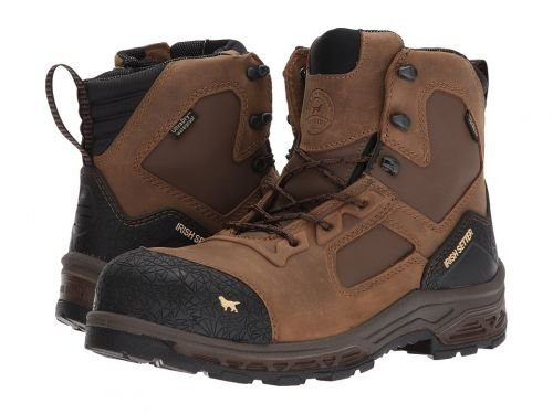 Irish Setter(アイリッシュセター) メンズ 男性用 シューズ 靴 ブーツ 安全靴 ワーカーブーツ Kasota 83636 Brown [並行輸入品] B07BM95ZMS 9.5 EE Wide
