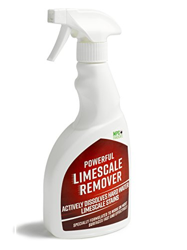 MPC ERADICATE Limescale Powerful Hard Water Stain Remover Bath Bathroom...