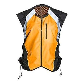 Amazon.com: Badass Moto Gear Hi Vis Reflective Motorcycle ...