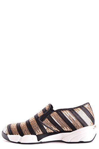 Tissu Skate MCBI242217O Femme De Chaussures Or Pinko Noir aI0Fnq