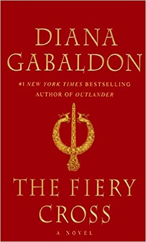 Book The Fiery Cross (Outlander)