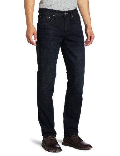 Levi's Men's 511 Slim Fit Jean, Midnight Oil, 42x32