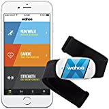 Wahoo TICKR Heart Rate Monitor and Workout Tracker for iPhone and Android