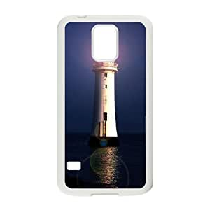 Lighthouse Unique Design Cover Case for SamSung Galaxy S5 I9600,custom case cover ygtg544228