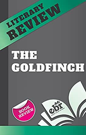 book review goldfinch
