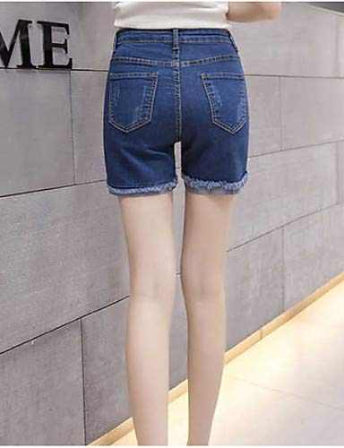 Donna Da Jeans Blue Tinta Yfltz In Pantaloni Slim Unita qS1WTpAg