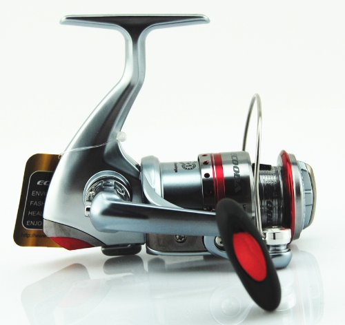 Ecooda czs deluxe spinning reel freshwater saltwater for Open reel fishing pole