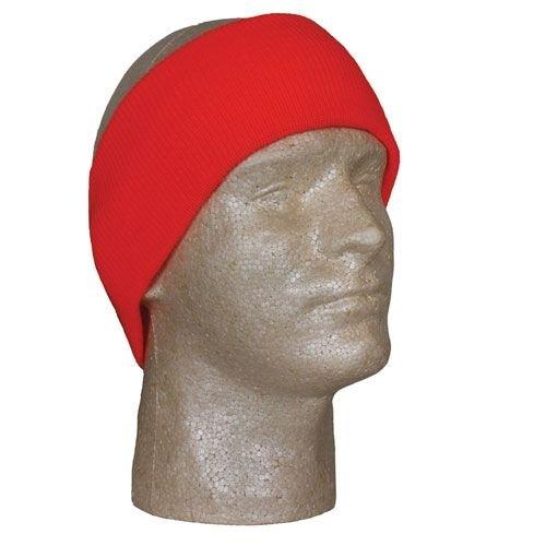 Blaze Orange Direct Fox Outdoor 72-288 Acrylic Headband Pro-Motion Distributing