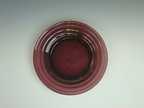 Hazel-Atlas Glass MODERNTONE-AMETHYST(TRANSPARENT) Dinner Plate(s) Multi Avail ()