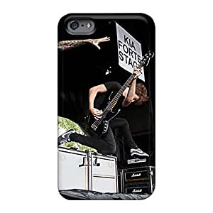 Protective Hard Phone Cover For Iphone 6 With Customized Stylish Bring Me The Horizon Band Bmth Pictures MarieFrancePitre