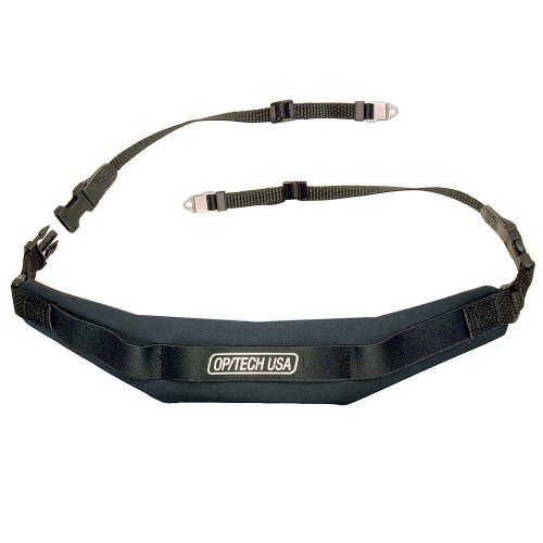 OP/TECH USA 5401012 Super Pro Strap - Design B (Black)