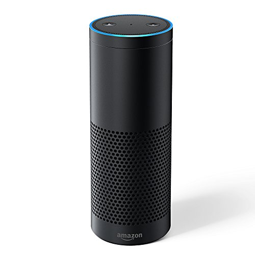 Echo Plus with built-in Hub (International Version) - Black (Echo Vs Echo Dot Vs Echo Plus)