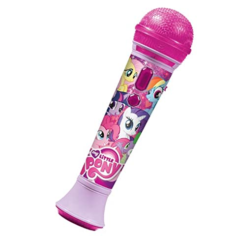 My Little Pony Sing Along Microphone - Sing Along Microphone