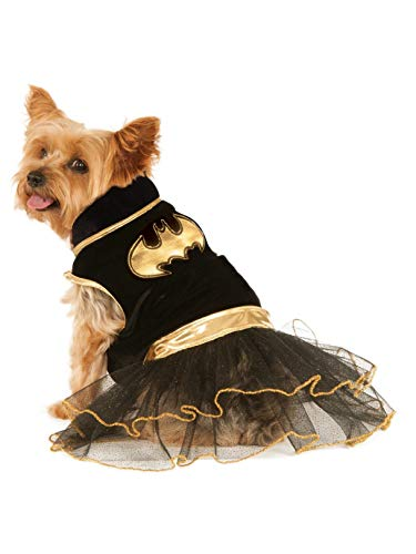 DC Comics Batgirl Pet Tutu Dress, X-Small