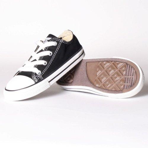 Converse - CHUCK TAYLOR AS CORE - Color: Black-White - Size: 11.0US