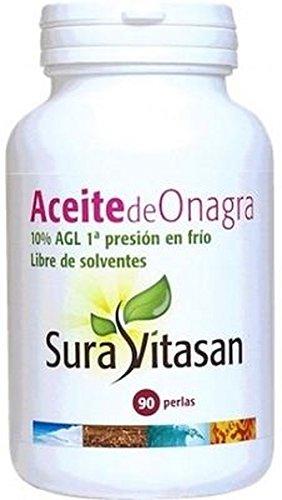 Aceite de Onagra 90 perlas de 500 mg de Sura Vitasan