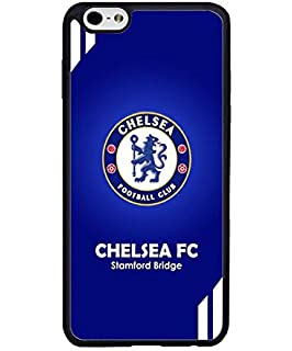 new style ffc6f 0db81 Chelsea FC - 3D Case for Apple iPhone 6 I Ultra-Slim: Amazon.co.uk ...